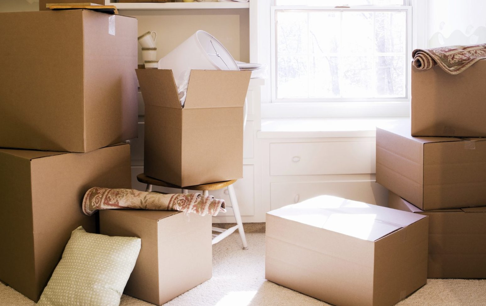 6 Spots to Get Moving Boxes in Toronto