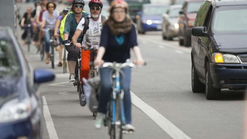 2-SECOND-College-Street-bike-lane-808x455