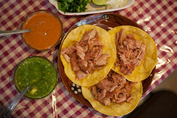 Tortilla at Tenoch