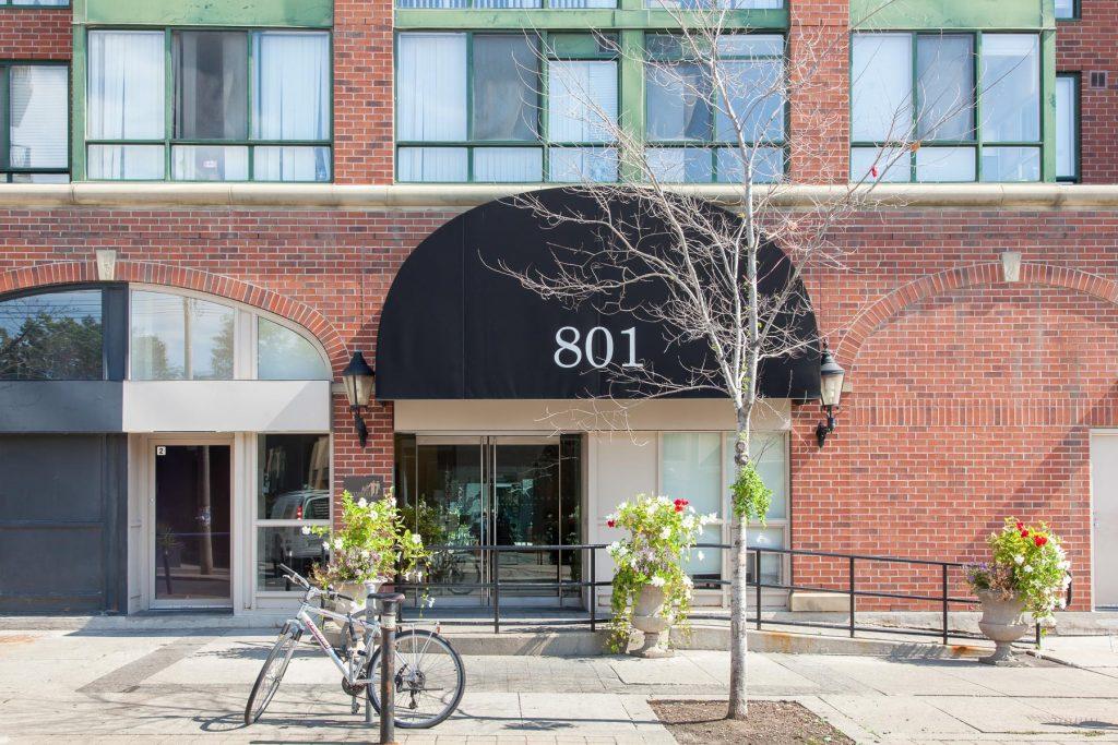 801 King Street West