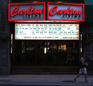 Carlton Cinema near College Station in Toronto