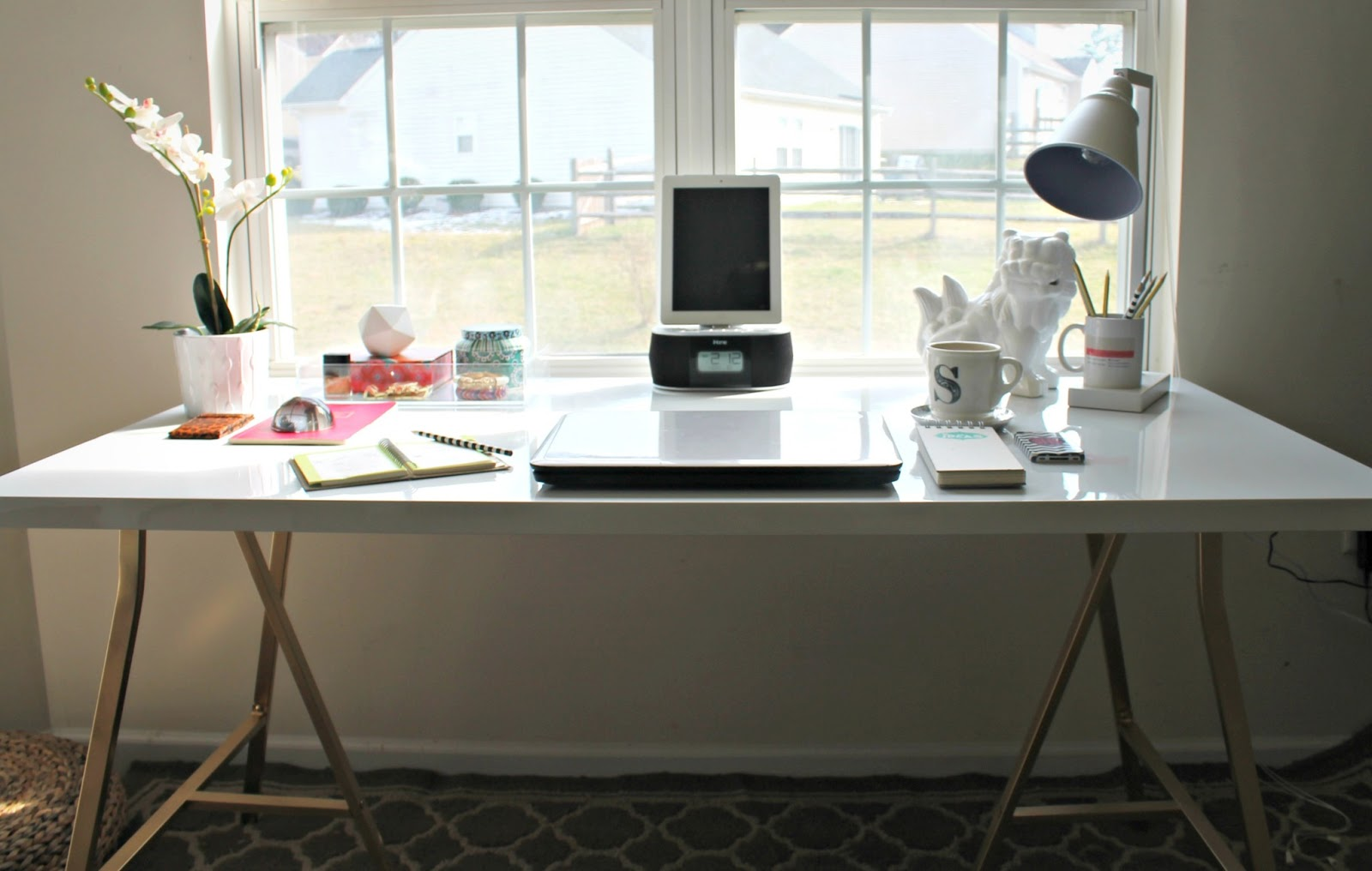 Ikea Office Cabinet. Awesome Ikea Hack Of The Week: Build Your Own Modern  Desk