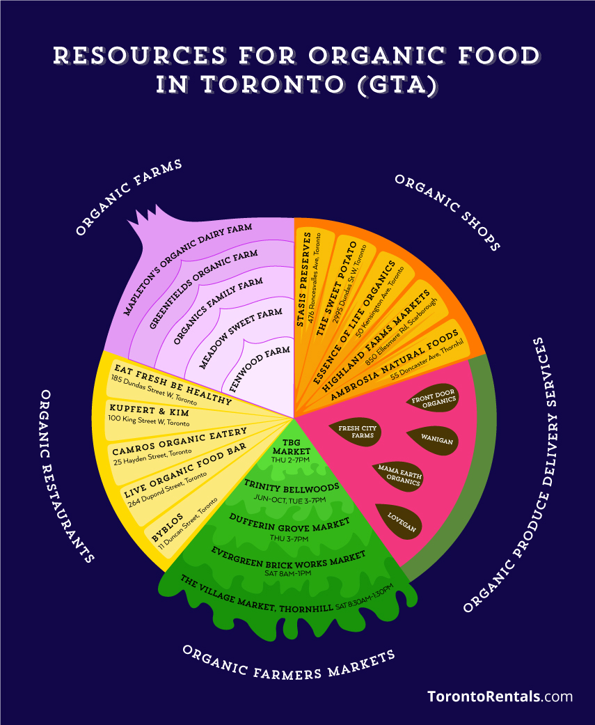 Organic Infographic