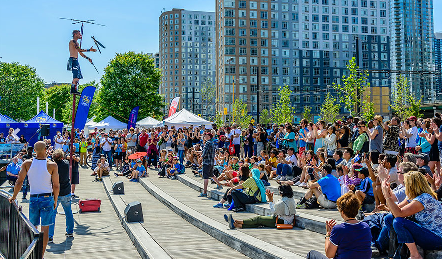 Past Festivals Redpath Waterfront Festival Toronto