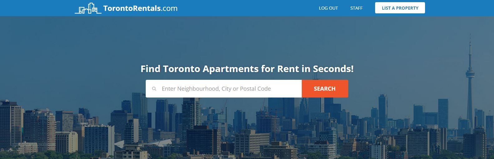 Looking to rent your next apartment? Search with Toronto Rentals