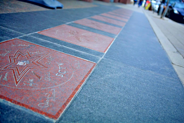 Tourism Spotlight: 4 Stars to Look For on Canada's Walk of Fame
