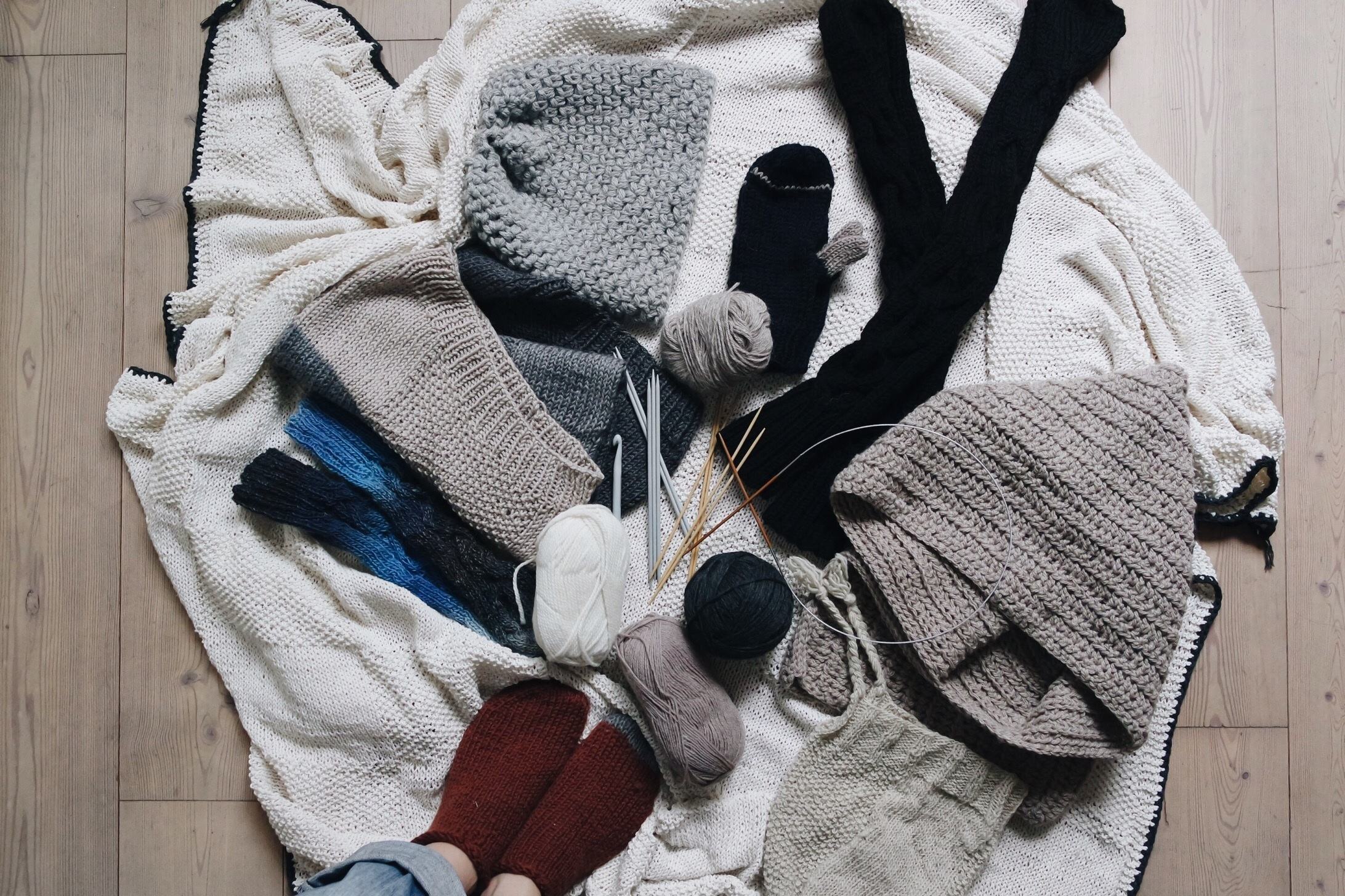 How to stay warm without cranking up the heat