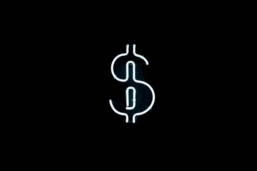 picture of money sign