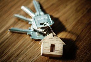 house keys new home
