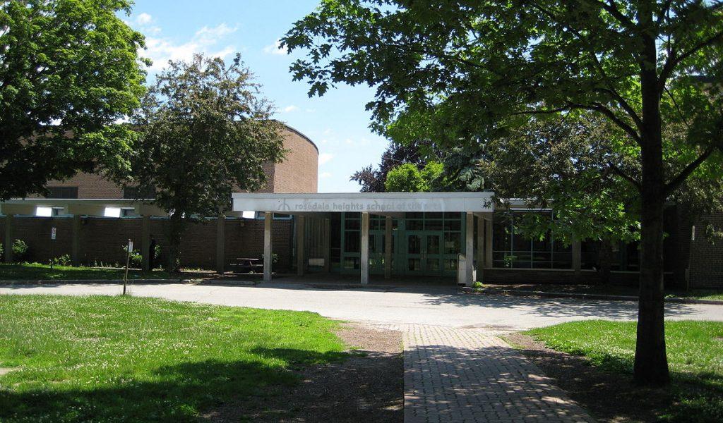 rosedale heights school of arts