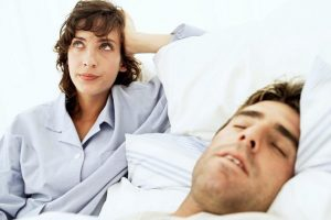 Having trouble ACTUALLY sleeping with your lover?