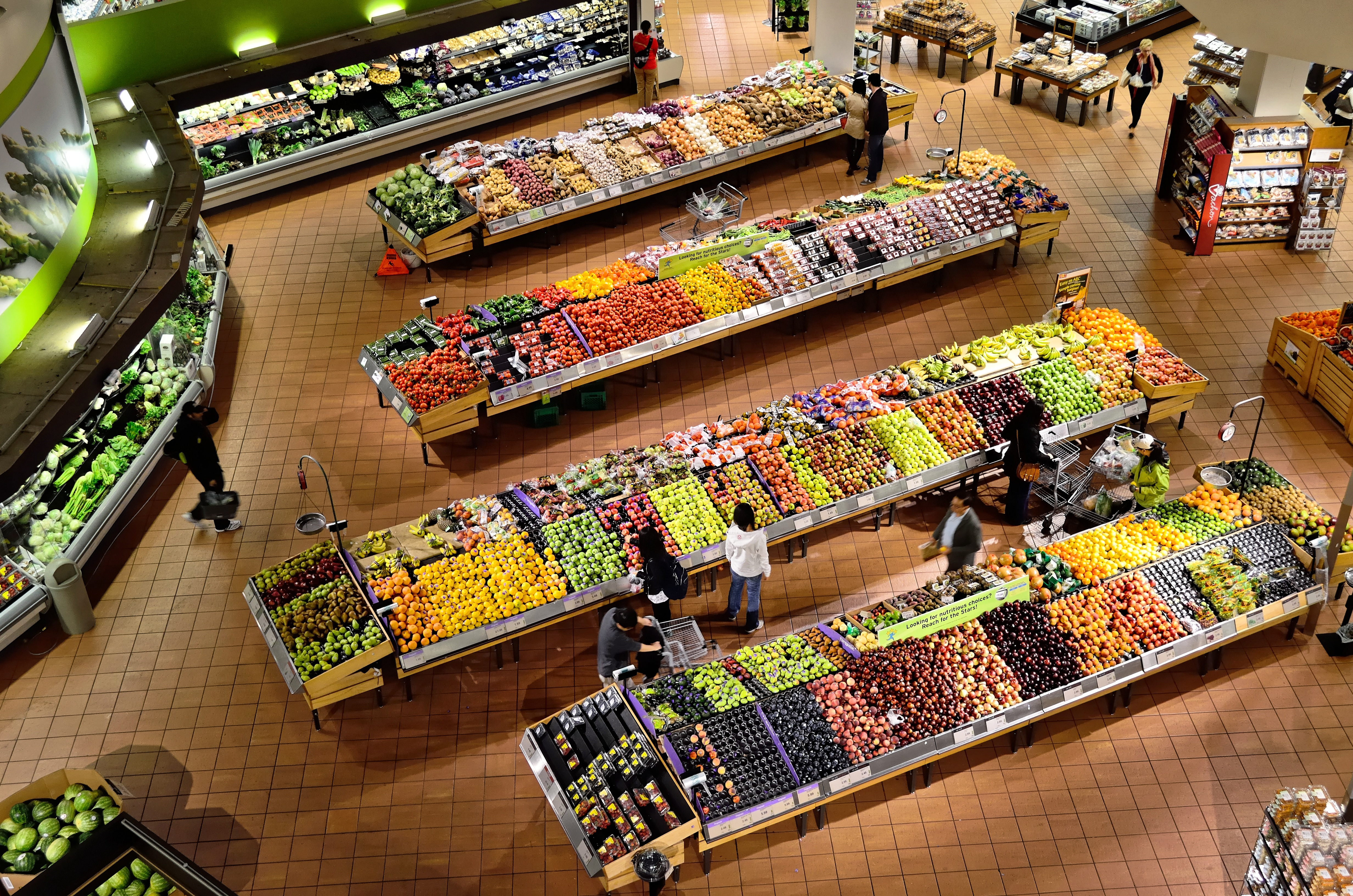 Save money on groceries with these tricks