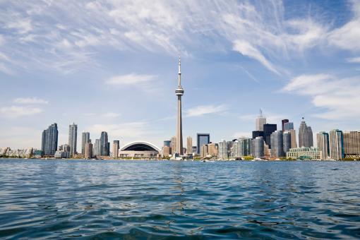 Coolest parks along Toronto's Waterfront